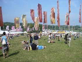 Bestival Flags